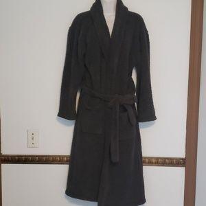 Barefoot Dreams Cozy Chic blue robe Sz 1